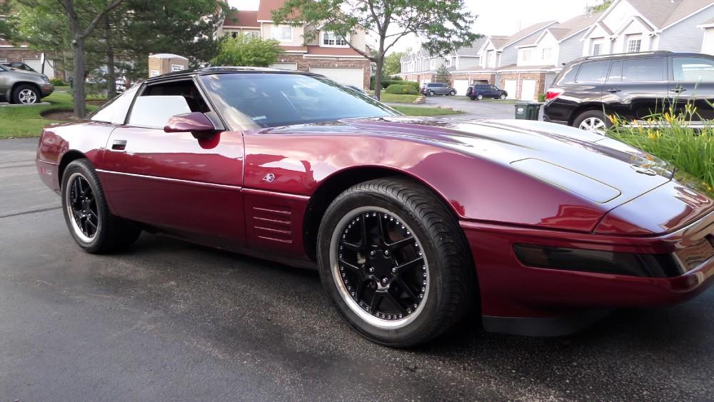 Photo 1993 Chevrolet Corvette LT1-40th Anniversary