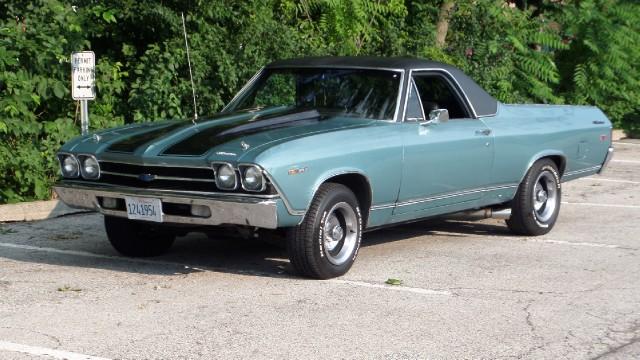 Photo 1969 Chevrolet El Camino Daily Driver-SEE VIDEOS