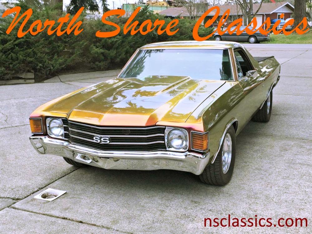 Photo 1972 Chevrolet El Camino -SUPERSPORT-