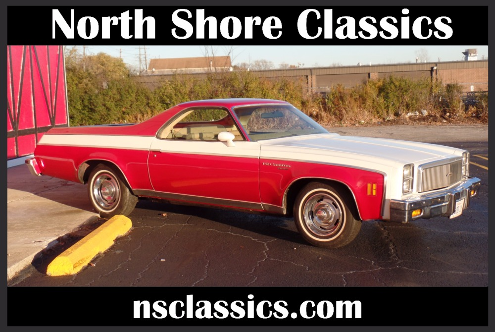 Photo 1977 Chevrolet El Camino CLASSIC- EXTRA TRIM PACKAGE- SEE VIDEO