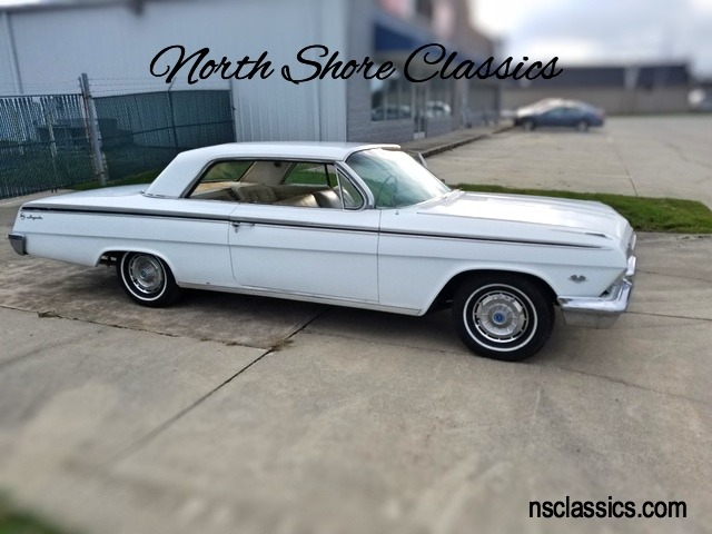 Photo 1962 Chevrolet Impala -ANNIVERSARY GOLD HARDTOP COUPE-DRIVE AND RESTORE