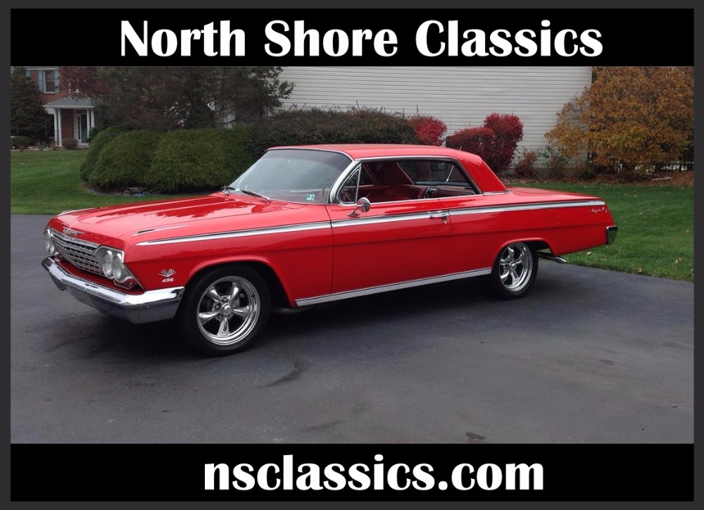 Photo 1962 Chevrolet Impala Fully Restored Chevy Stroked Engine- SEE VIDEO