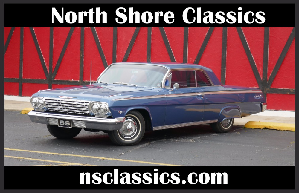 Photo 1962 Chevrolet Impala -SUPERSPORT - AWARD WINNING CLASSIC- SEE VIDEO