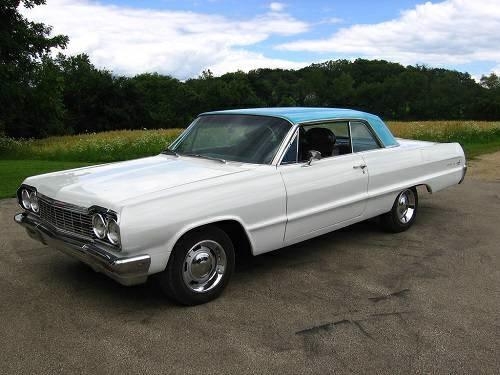 Photo 1964 Chevrolet Impala 1970 CHEVELLE ENGINE AND TRANS