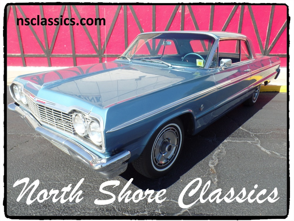 Photo 1964 Chevrolet Impala -409-SUPERSPORT-NUMBERS MATCHING-NEW LOWER PRICE