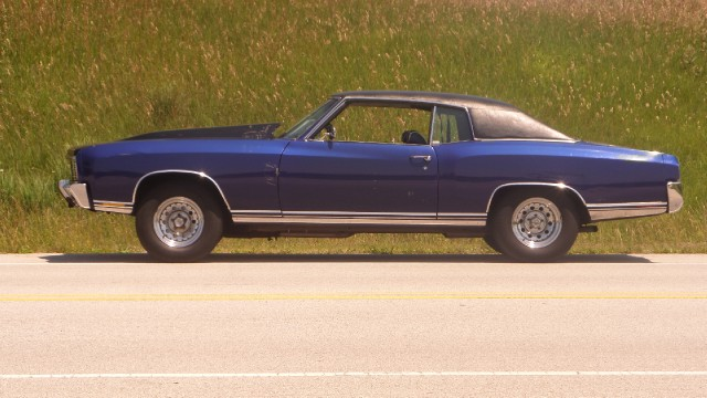 Photo 1972 Chevrolet Monte Carlo NASTY BUILT SMALL BLOCK 355-SEE VIDEO