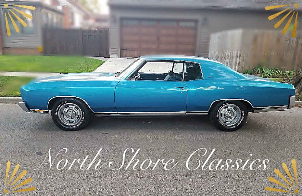 Photo 1972 Chevrolet Monte Carlo -CLEAN AND AFFORDABLE CLASSIC CAR WITH AIR CONDITIONING-