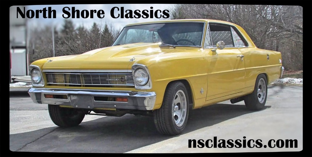 Photo 1966 Chevrolet Nova - SUPER SPORT- 355 SBC WITH TURBO TRANS-