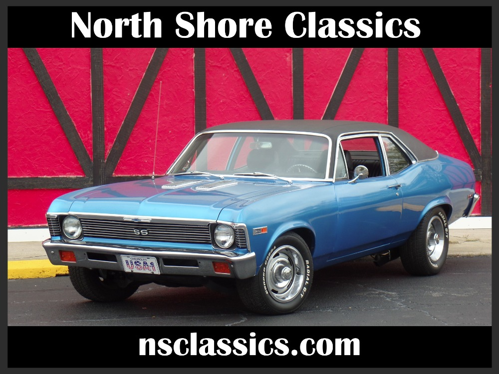Photo 1970 Chevrolet Nova Well Maintained Restored-SOUTHERN CAR-NO RUST-SUPER CLEAN-SEE VIDEO