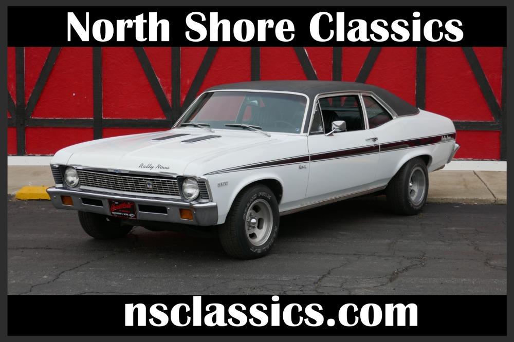 Photo 1972 Chevrolet Nova - FACTORY RALLY SPORT-DRIVER QUALITY CONDITION- 350AUTO-SEE VIDEO