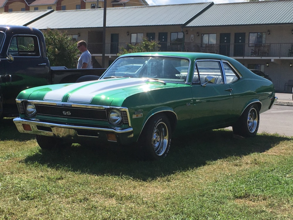 Photo 1972 Chevrolet Nova -SS TRIM-RALLY GREEN-SOUTHERN MUSCLE CAR-FREE DELIVERY - SEE VIDEO