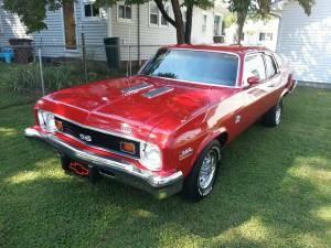 Photo 1974 Chevrolet Nova SUPER SPORT