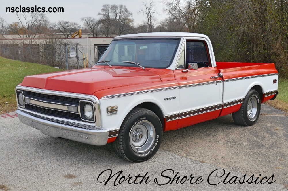 Photo 1970 Chevrolet Pickup -C10- SHORTBED-RESTORED CONDITION- SEE VIDEO