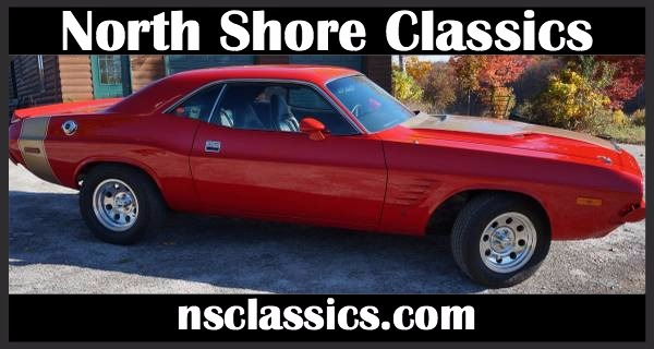 Photo 1973 Dodge Challenger RALLEY EDITION-NEW LOW PRICE-