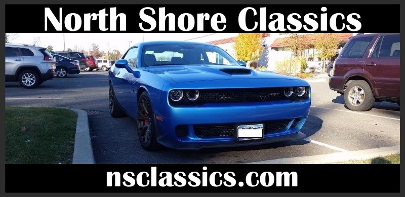 Photo 2016 Dodge Challenger SRT HELLCAT-FACTORY SUPERCHARGED-KING OF THE STREET