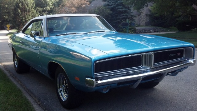 Photo 1969 Dodge Charger HEMI-RT Badged-FULLY RESTORED