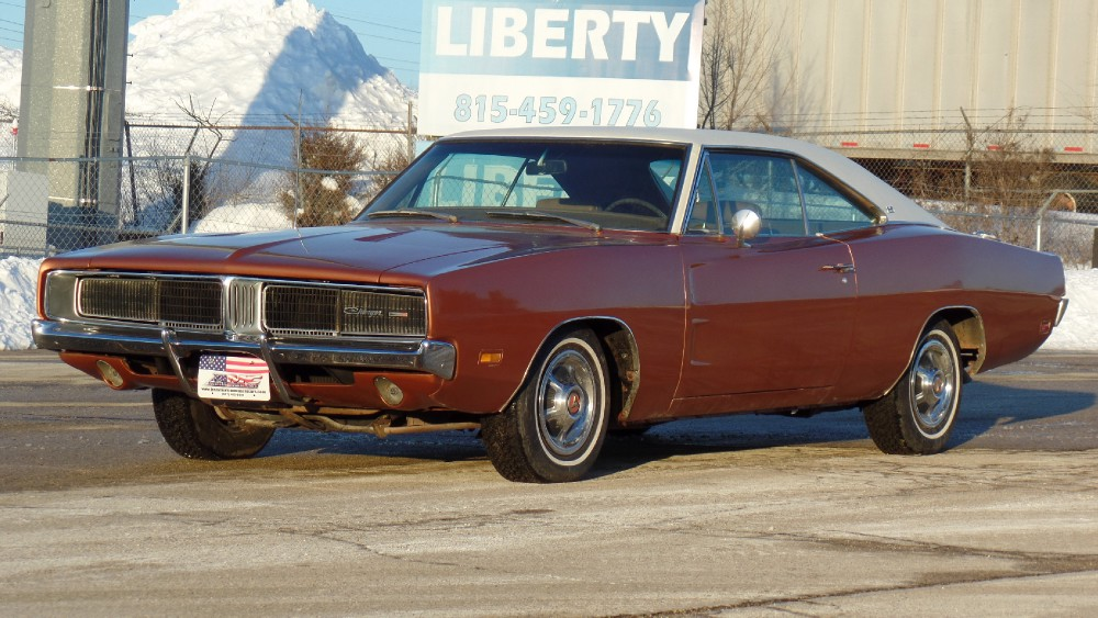 Photo 1969 Dodge Charger SE MODEL-SPECIAL EDITION-NEW PAINT-RUST FREE MOPAR-SEE VIDEOS