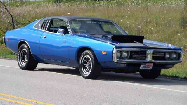 Photo 1973 Dodge Charger SE Special Edition BIG BLOCK 440-SEE VIDEO