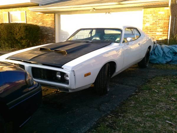 Photo 1973 Dodge Charger RT