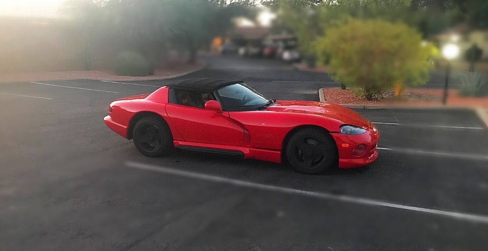 Photo 1995 Dodge Viper -RT10 Only 9200 Original Miles-All stock-V10 Fun clean Roadster-