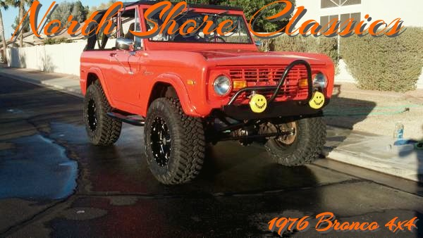 Photo 1976 Ford Bronco Soft top with all removable windows