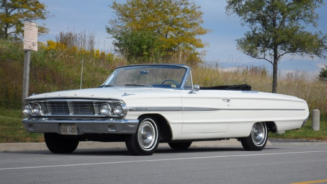 Photo 1964 Ford Galaxie 500 SEE VIDEO