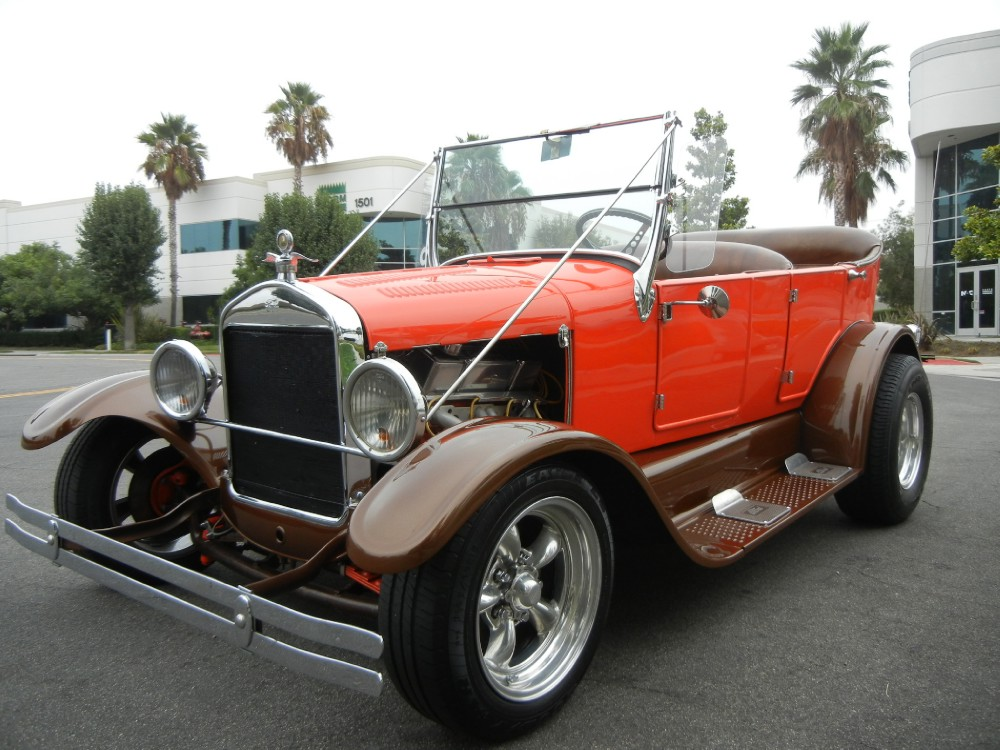Photo 1927 Ford Model T Custom Build- A Must See
