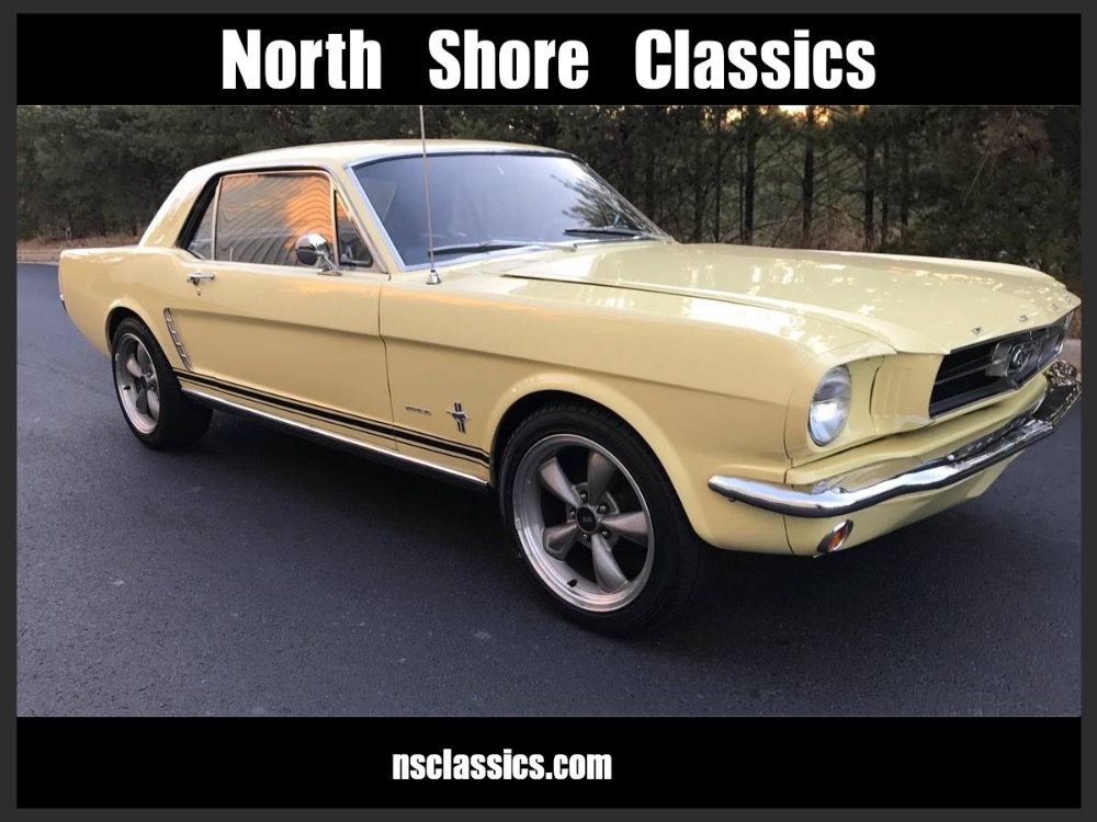 Photo 1965 Ford Mustang 289 V8-CLEAN PONY FROM THE SOUTH-VERY RELIABLE-
