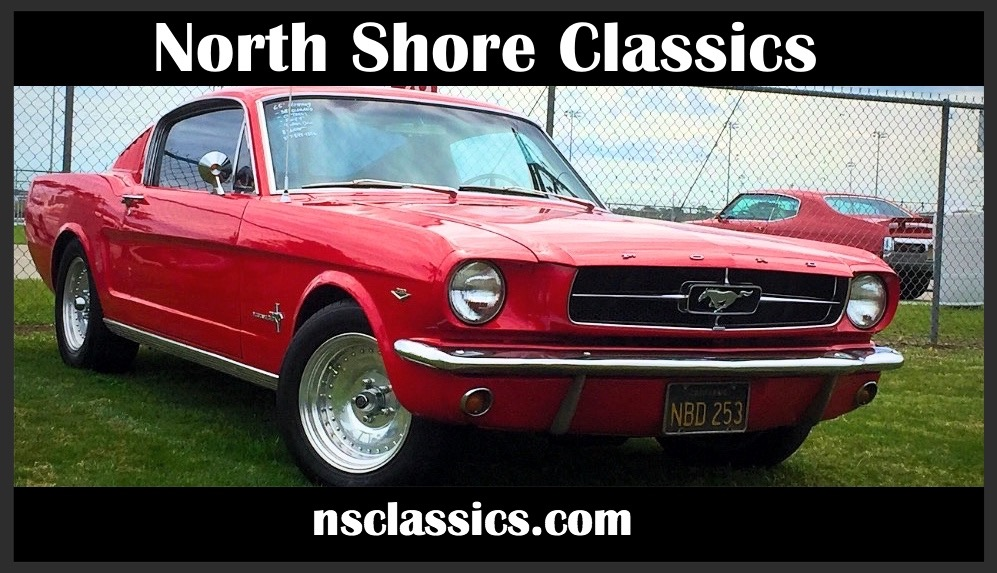 Photo 1965 Ford Mustang 22 Fastback-California black plate car-NEW LOW PRICE-SEE VIDEO