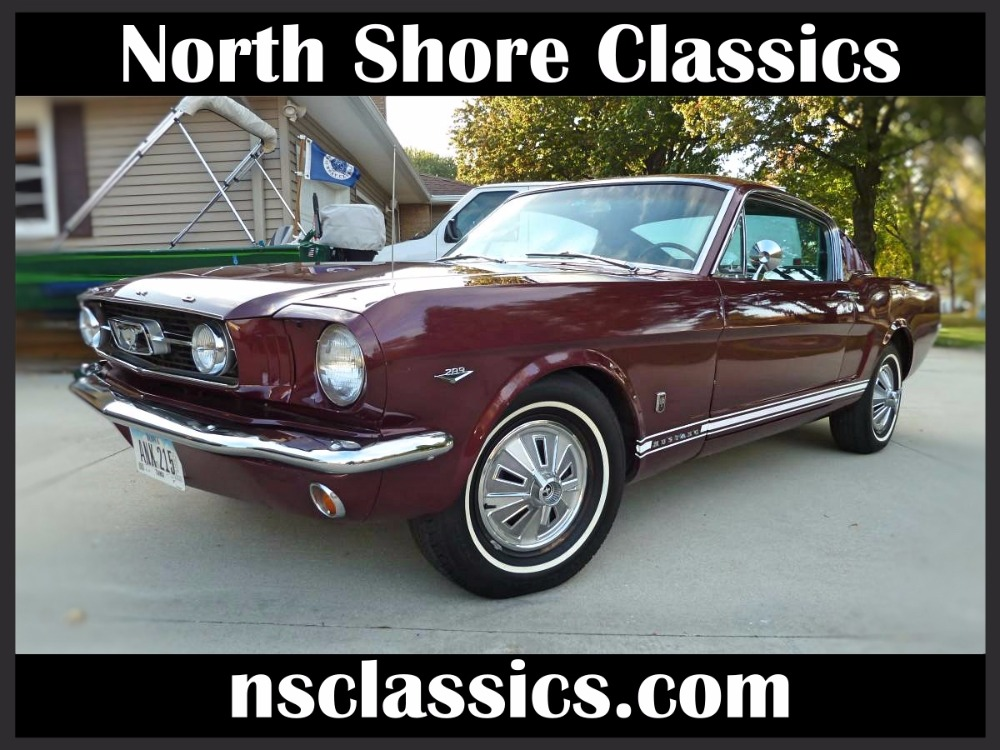 Photo 1966 Ford Mustang -22 GT- RARE PONY 4SPEED AC CAR- DELUXE INTERIOR