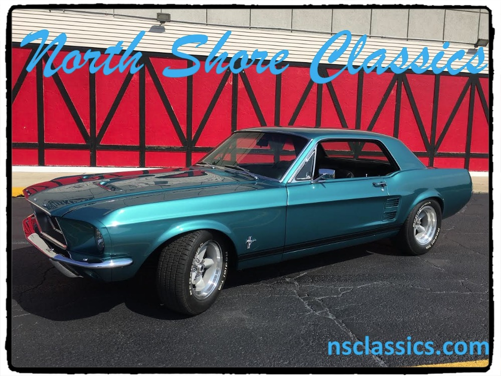 Photo 1967 Ford Mustang -BEAUTIFUL RESTORED PONY- READY TO RIDE- SEE VIDEO