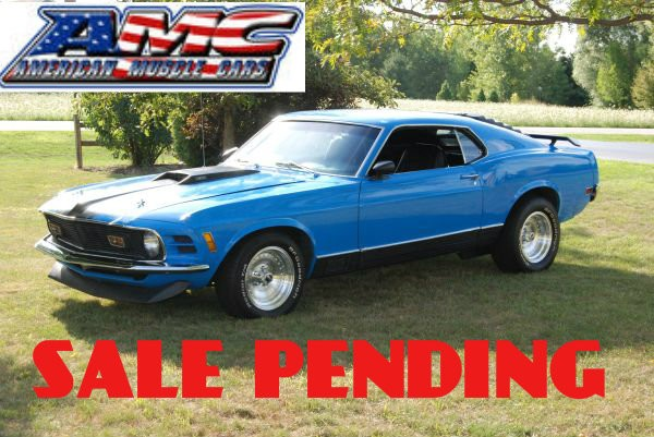 Photo 1970 Ford Mustang Fastback-302 Engine