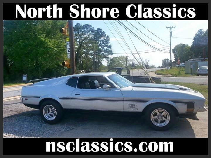 Photo 1972 Ford Mustang -MACH 1 - DRIVER QUALITY CLASSIC-