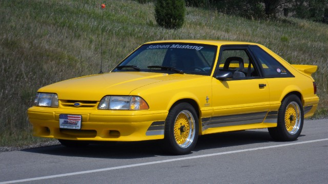 Photo 1988 Ford Mustang Saleen-SEE VIDEO