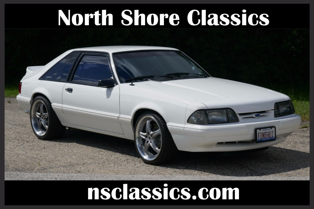 Photo 1993 Ford Mustang -LX-ORIGINAL CALI CAR- V-2 VORTECH SUPERCHARGER CLEAN AND SOLID-SEE VIDEO