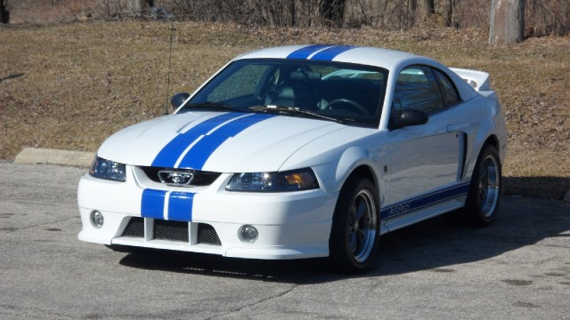 Photo 2002 Ford Mustang ROUSH STAGE 3--SUPERCHARGED-SEE VIDEO