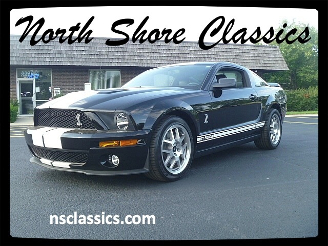 Photo 2007 Ford Mustang -GT 500- LOW MILES-SHELBY FASTBACK SNAKE