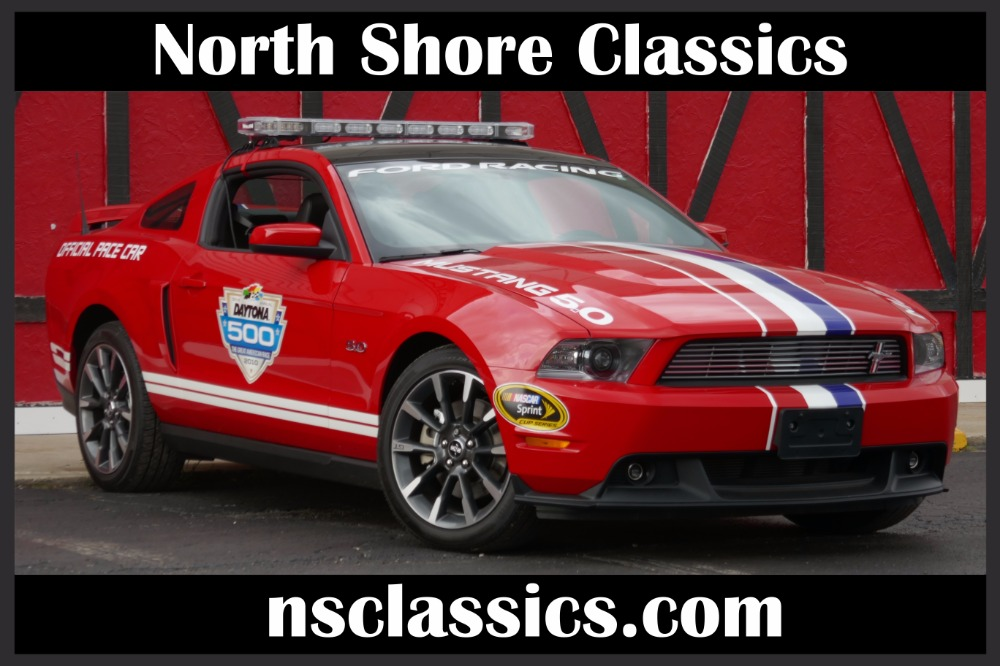 Photo 2011 Ford Mustang -GT DAYTONA 500 PACE CAR- 11 of 50 PRODUCED-SEE VIDEO