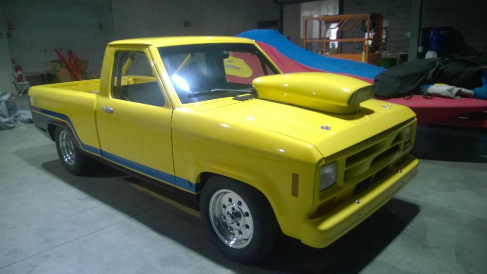 Photo 1987 Ford Ranger PRO STREET-630hp