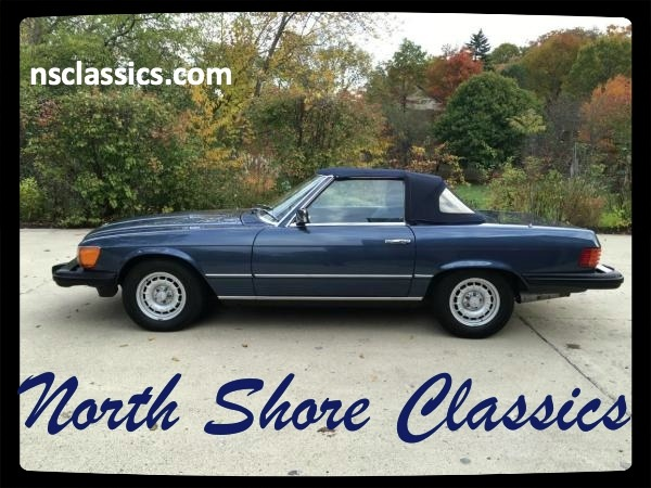 Photo 1981 Mercedes Benz SL 380 -ONE OWNER- TWO TOPS- AC