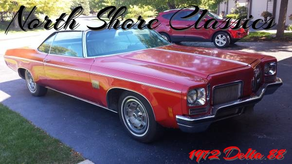 Photo 1972 Oldsmobile Delta 88 Runs and drives like new