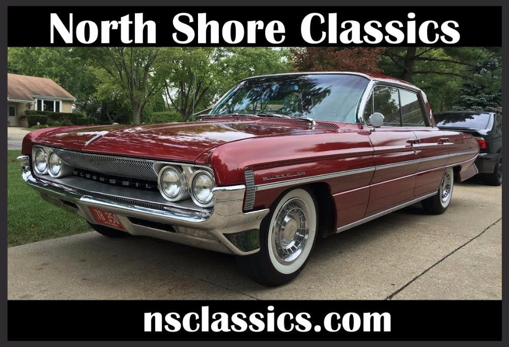 Photo 1961 Oldsmobile Super 88 HOLIDAY - 21k ORIGINAL MILES- GREAT FIND-CREAMPUFF-WOW