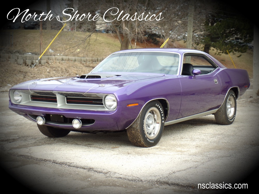 Photo 1970 Plymouth BarracudaCuda - 2017 COMPLETE NUT AND BOLT RESTORATION- BROADCAST SHEET - SEE VIDEO