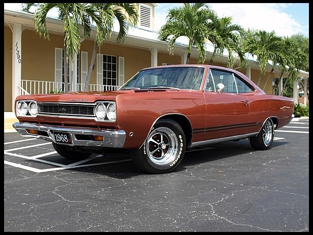 Photo 1968 Plymouth GTX RESTORED TO PERFECTION-FLORIDA CAR-LOW MILES