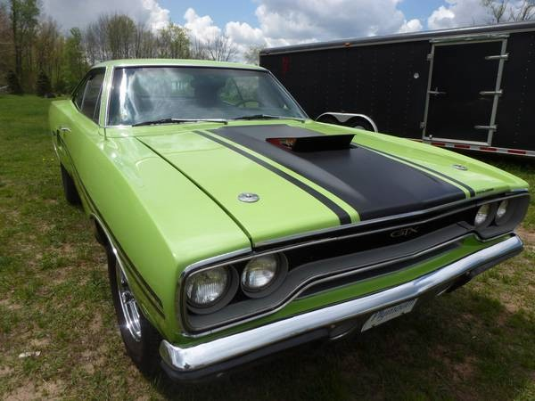 Photo 1970 Plymouth Gtx 4 SPEED-NICE DRIVER