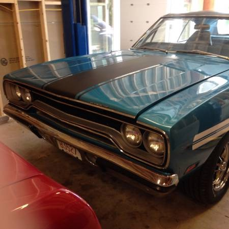 Photo 1970 Plymouth GTX VERY NICE AND CLEAN GTX CLONE AFFORDABLE MOPAR