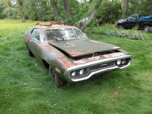 Photo 1971 Plymouth Gtx PROJECT CAR-WE CAN RESTORE FOR YOU