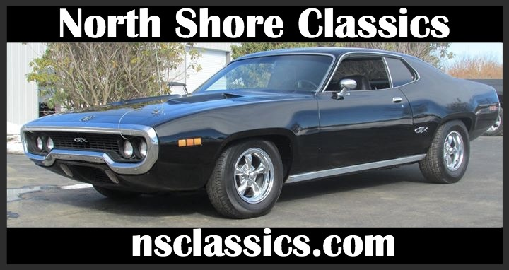 Photo 1971 Plymouth GTX - SOUTHERN MUSCLE CAR-