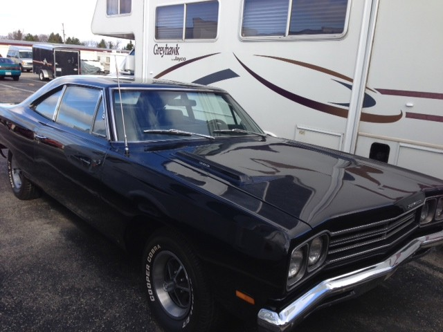 Photo 1969 Plymouth Road Runner B BODY-BIG BLOCK-CLEAN STRAIGHT DRIVER QUALITY