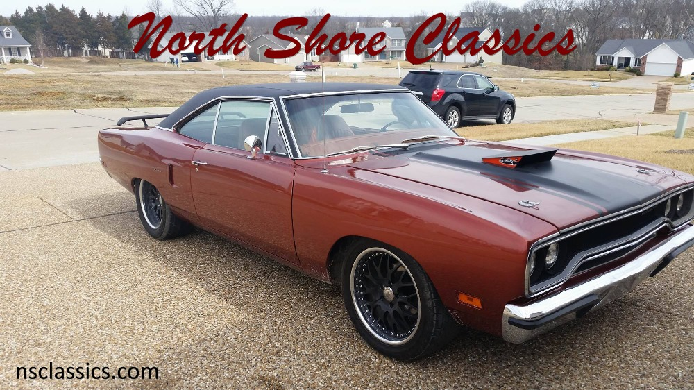 Photo 1970 Plymouth Road Runner -VERY NICE QUALITY RESTORED MOPAR-